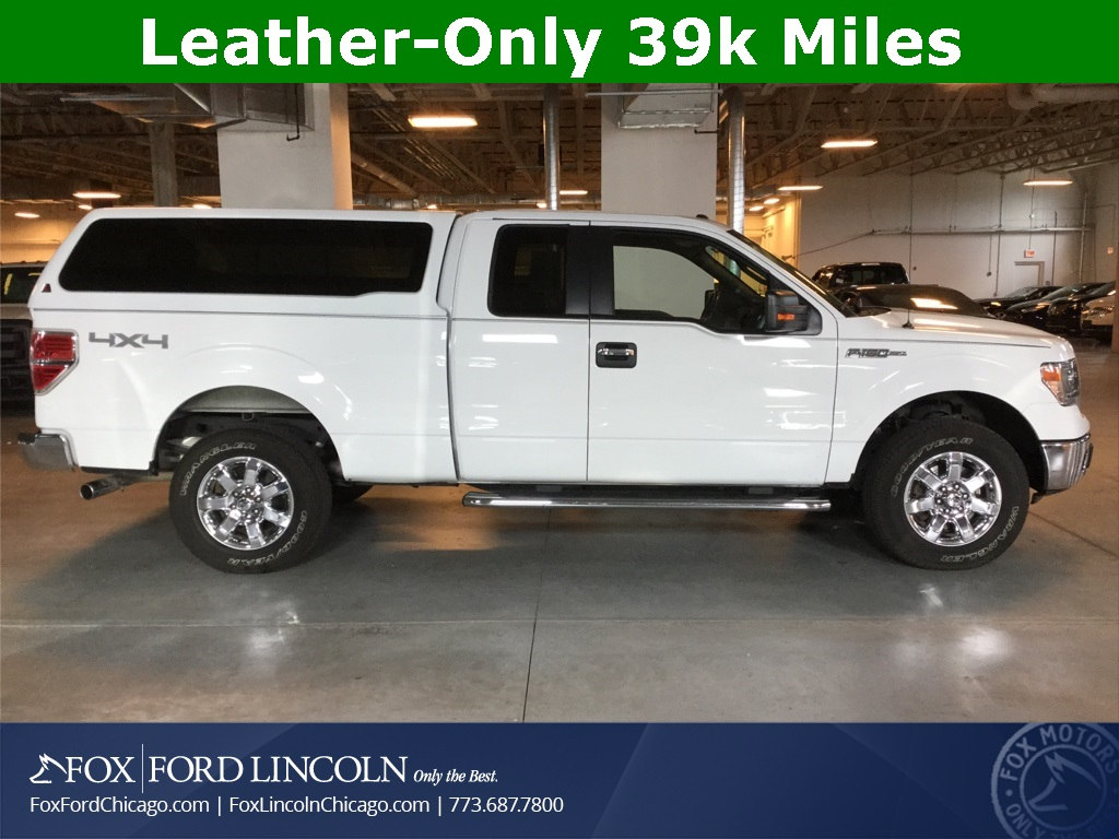 2014 F-150 Super Cab 4x4 Pickup #PC1227A - photo 4