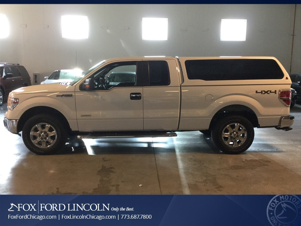 2014 F-150 Super Cab 4x4 Pickup #PC1227A - photo 7