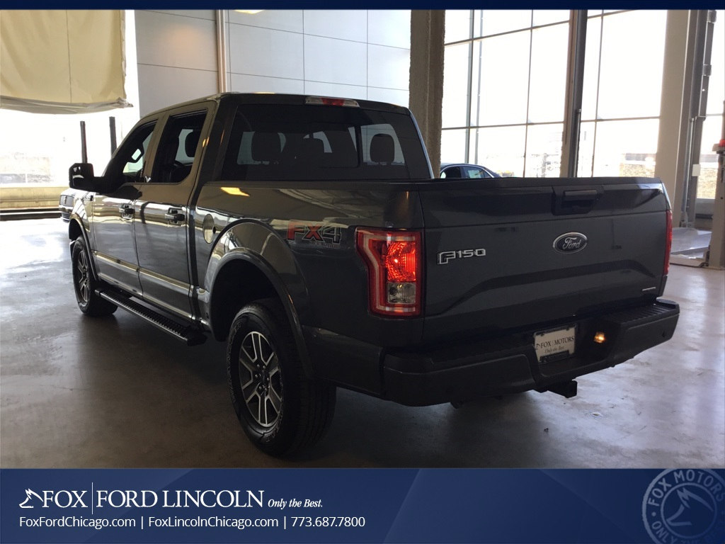2016 F-150 SuperCrew Cab 4x4, Pickup #PC1543 - photo 2