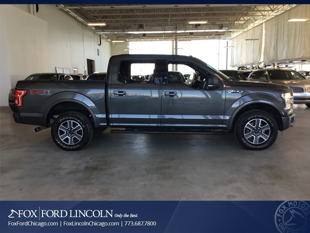 2016 F-150 SuperCrew Cab 4x4, Pickup #PC1543 - photo 5