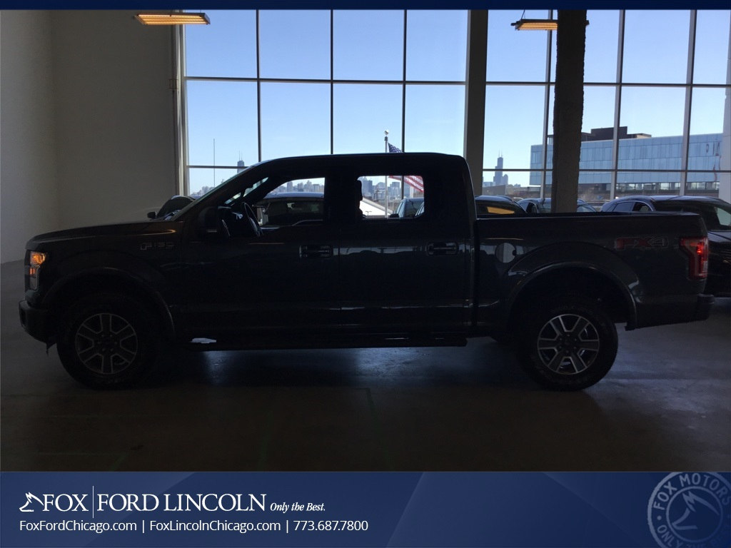 2016 F-150 SuperCrew Cab 4x4, Pickup #PC1543 - photo 6
