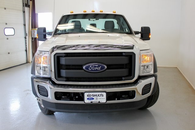 2016 F-550 Regular Cab DRW 4x4, Cab Chassis #JF16113 - photo 3