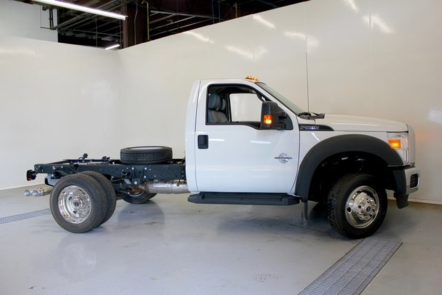 2016 F-550 Regular Cab DRW 4x4, Cab Chassis #JF16113 - photo 4