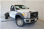 2016 F-550 Regular Cab DRW 4x4, Cab Chassis #JF16113 - photo 1