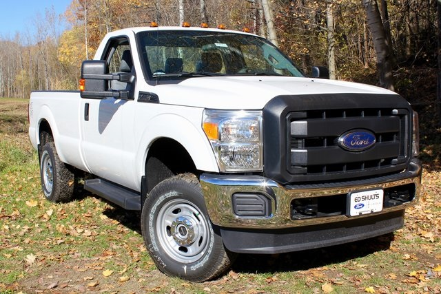 2016 F-250 Regular Cab 4x4,  Pickup #JF16552 - photo 1