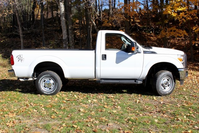 2016 F-250 Regular Cab 4x4, Ford Pickup #JF16552 - photo 4