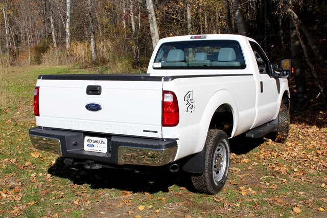 2016 F-250 Regular Cab 4x4, Ford Pickup #JF16552 - photo 2
