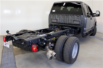 2017 F-350 Super Cab DRW 4x4 Cab Chassis #JF17197 - photo 2