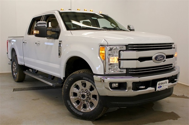 2017 F-250 Crew Cab 4x4, Pickup #JF17304 - photo 1