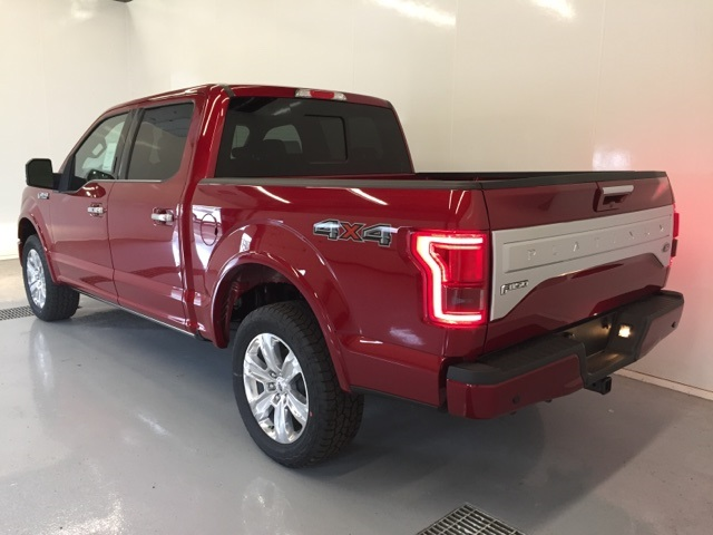 2017 F-150 Super Cab 4x4, Pickup #JF17479 - photo 2