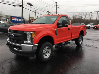 2017 F-350 Regular Cab 4x4, Pickup #JF17671 - photo 1