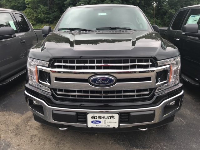 2018 F-150 SuperCrew Cab 4x4,  Pickup #JF18025 - photo 4