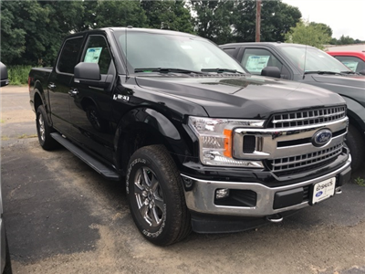2018 F-150 SuperCrew Cab 4x4,  Pickup #JF18025 - photo 3