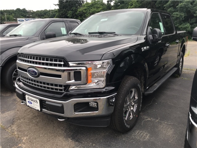 2018 F-150 SuperCrew Cab 4x4,  Pickup #JF18025 - photo 1