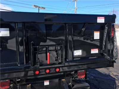 2018 F-550 Regular Cab DRW 4x4, Air-Flo Pro-Class Dump Body #JF18125 - photo 4