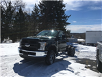 2018 F-350 Regular Cab DRW 4x4, Cab Chassis #JF18181 - photo 1