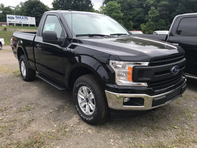 2018 F-150 Regular Cab 4x4,  Pickup #JF18196 - photo 3