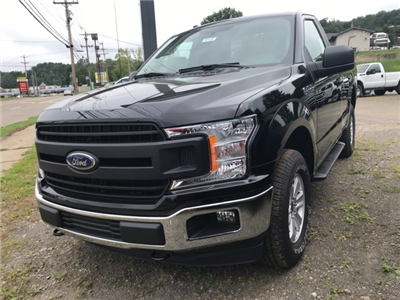 2018 F-150 Regular Cab 4x4,  Pickup #JF18196 - photo 1
