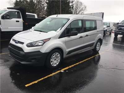 2018 Transit Connect, Cargo Van #JF18198 - photo 1