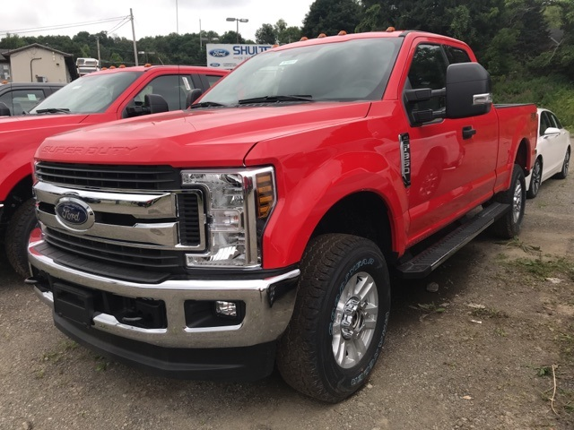 2018 F-350 Super Cab 4x4,  Pickup #JF18329 - photo 1