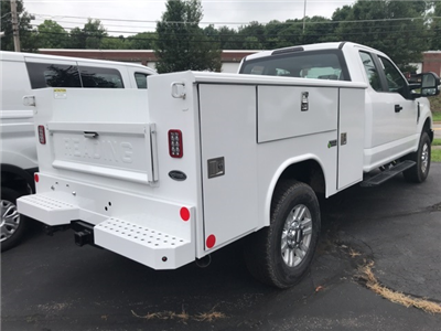 2018 F-350 Super Cab 4x4,  Reading Classic II Steel Service Body #JF18358 - photo 6