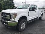 2018 F-350 Super Cab 4x4,  Reading Classic II Steel Service Body #JF18358 - photo 1