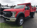 2018 F-550 Regular Cab DRW 4x4,  Dump Body #JF18451 - photo 1