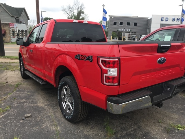 2018 F-150 Super Cab 4x4,  Pickup #JF18467 - photo 2