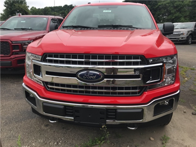 2018 F-150 Super Cab 4x4,  Pickup #JF18467 - photo 4