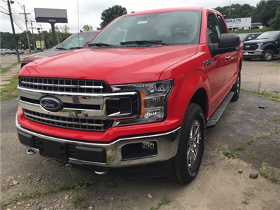 2018 F-150 Super Cab 4x4,  Pickup #JF18467 - photo 1