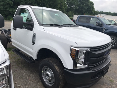 2019 F-250 Regular Cab 4x4,  Cab Chassis #JF19001 - photo 3
