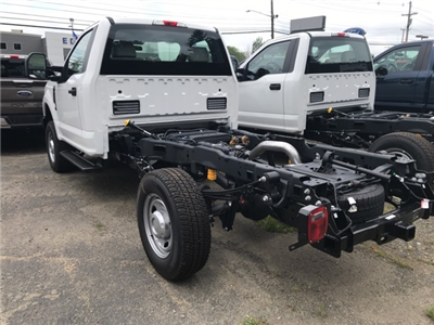 2019 F-250 Regular Cab 4x4,  Cab Chassis #JF19001 - photo 2