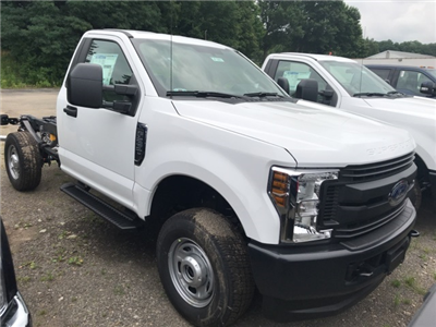 2019 F-250 Regular Cab 4x4,  Cab Chassis #JF19002 - photo 3