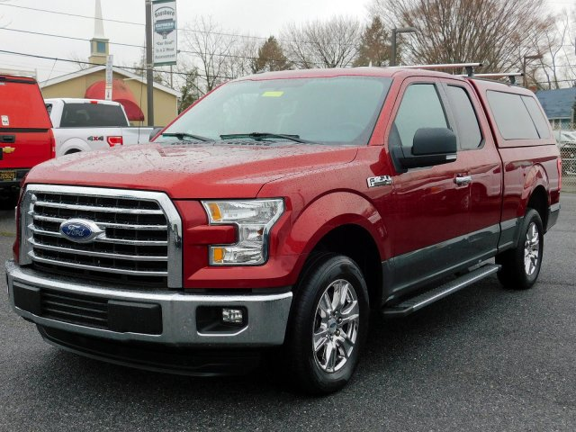2015 F-150 Super Cab 4x2,  Pickup #241203 - photo 4