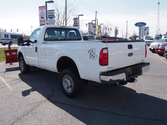 2016 F-250 Regular Cab 4x4, Pickup #245509 - photo 7