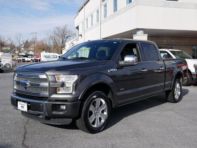 2015 F-150 SuperCrew Cab 4x4, Pickup #246634 - photo 5