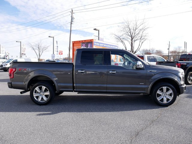 2015 F-150 SuperCrew Cab 4x4, Pickup #246634 - photo 7