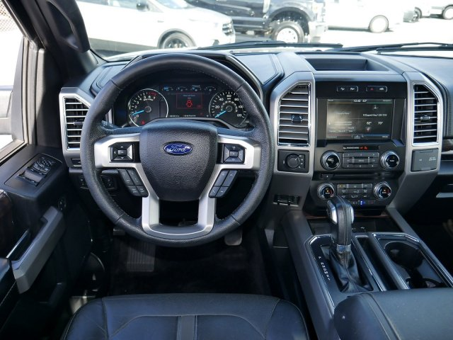 2015 F-150 SuperCrew Cab 4x4, Pickup #246634 - photo 12