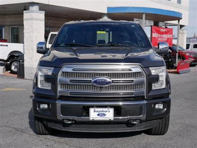 2015 F-150 SuperCrew Cab 4x4, Pickup #246634 - photo 4