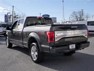 2015 F-150 SuperCrew Cab 4x4, Pickup #246634 - photo 3
