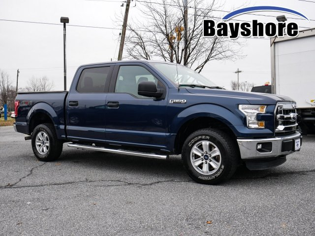 2015 F-150 SuperCrew Cab 4x4, Pickup #248109 - photo 1