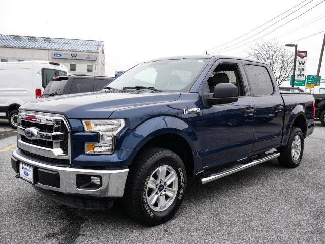 2015 F-150 SuperCrew Cab 4x4, Pickup #248109 - photo 4