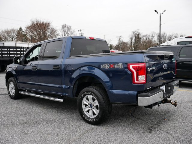 2015 F-150 SuperCrew Cab 4x4, Pickup #248109 - photo 5