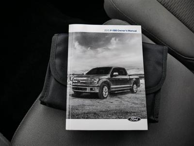 2015 F-150 SuperCrew Cab 4x4, Pickup #248109 - photo 25
