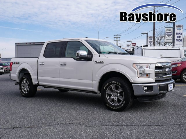 2016 F-150 SuperCrew Cab 4x4, Pickup #254417 - photo 1
