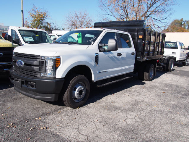 2017 F-350 Crew Cab DRW 4x4 Stake Bed #257801 - photo 1