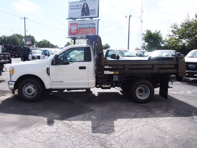 2017 F-350 Regular Cab DRW, Rugby Dump Body #257904 - photo 5