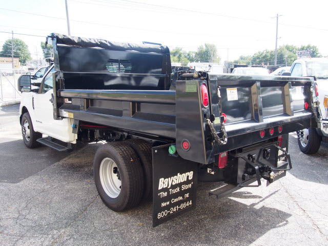 2017 F-350 Regular Cab DRW, Rugby Dump Body #257904 - photo 2