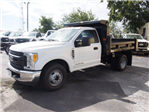 2017 F-350 Regular Cab DRW, Rugby Dump Body #257904 - photo 1