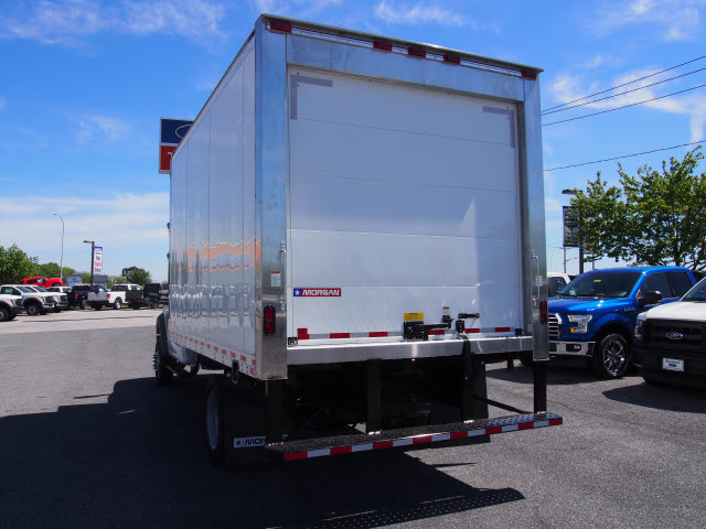 2017 F-450 Regular Cab DRW, Morgan Refrigerated Body #258056 - photo 6